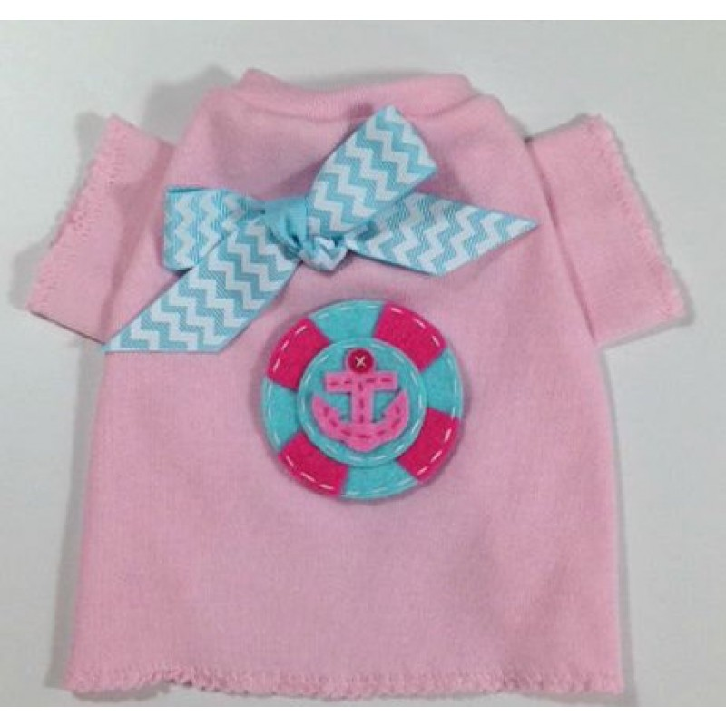 Pink & Aqua Anchor Bundle